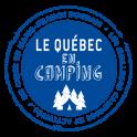 LOGO Quebec en camping