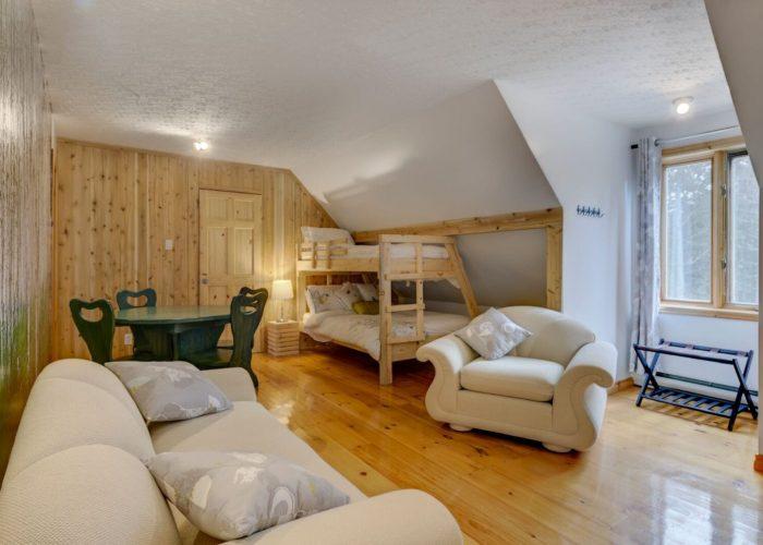 Suite Bouleaux - Auberge Aventure
