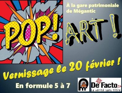 Vernissage POP Art