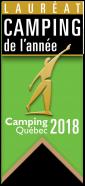 Camping de l'année 2018