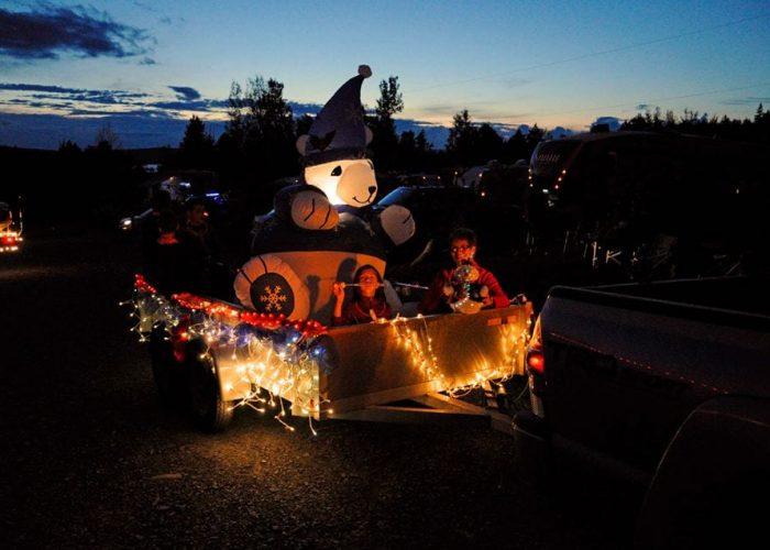 Noël des campeurs